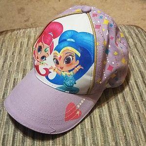 Nickelodeon Shimmer and Shine Baseball Cap 2-4yr